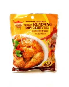 Rendang Dry Curry Paste | Buy Online at the Asian Cookshop